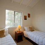 Second bedroom of two bedroom unit