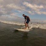student High tide surf school