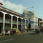 arquitetura de Iquitos