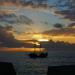 Sunset at Porto Rico Gran Canaria