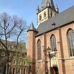 St Lambertus Church e arredores