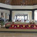 lobby côté coral