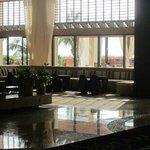 lobby coral