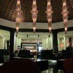lobby turquesa