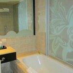 salle de bain tres propre