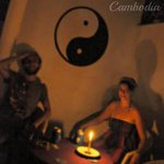 Even during the occasional Cambodian power cut, Karma keeps you well lit and watered :)