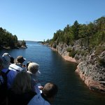 30 000 Island boat tour