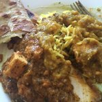 indian takeaway give it a try tasted better the next day