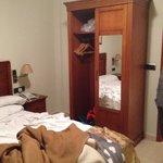 Vista de una de las habitaciones (Junior Suite)