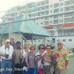 Our Regent seven seas  tour