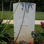 Souda bay WW2 cemetery.
