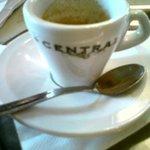 Kaffeetasse Central Cafe.