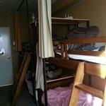 4 beds women dorm