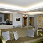 Luxury Executive Suite Living Area