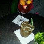 Cocktail at Sevens Heads Bar