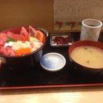 tsukiji sushi !