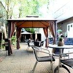Outdoor Tea Garden