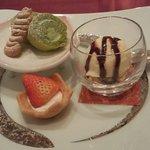 和食5 最後のデザート