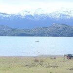 vista al lago general carrera
