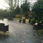 Gardens at Statham Lodge