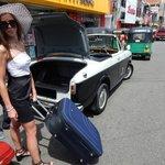 на шопинг бесплатно кабриолет от Сумита