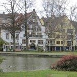Paderborn old town