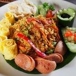Breakfast, Nasi Lamak