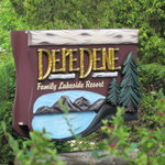 The 13 acre Depe Dene resort is located on beautiful Lake George in the heart of the Adirondacks