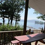 Numerous Spots to Enjoy the Views of Lake George