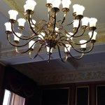 Tearoom light