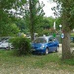 parking sans brise vue