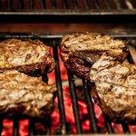 Saftige Steaks vom Grill