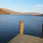 View of Ullswater from Hotel Jetty