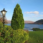 Ullswater Lake from Hotel Golf Course