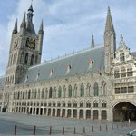 Cloth Hall in Ypres - 101013
