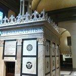 Museo Marino Marini a Firenze, Cappella Rucellai