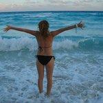 embracing the ocean