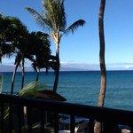a201 view from lanai toward island of Lanai