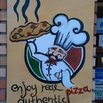 enjoy real authentic pizza