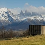 Our 14 villas are located on a private reserve just outside of the Torres del Paine National Par