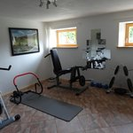 Gym/Fitness room