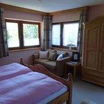 Basic double balcony room