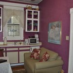Brackenridge House - Kitchen Area in Room