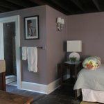 Carriage House, Room #1, day bed
