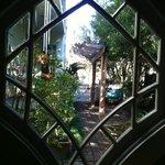 Carriage House window