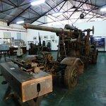 Naval Museum - Mad Max machinery