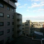 A bit of city view from the room#2427