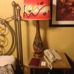 "Loved these ""Modernista"" lamps!"
