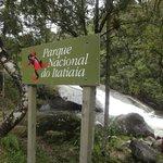 Foto tirada às margens da Cachoeira do Escorrega - Vila da Maromba, Itatiaia R.J