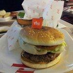 park inn rbg burger well worth a try!!!